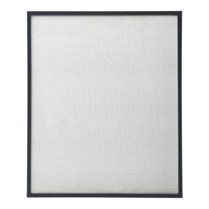 VidaXL Moustiquaire pour fenêtre Anthracite 130x150 cm