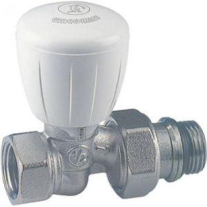 Giacomini R422X132 - Robinet thermostatique droit R422TG à visser F diamètre 3-8
