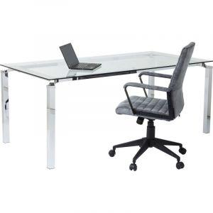 Kare Design Bureau Lorenco chrome 180x90cm