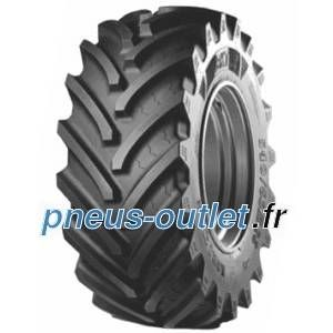 BKT Agrimax RT657 ( 650/65 R38 166A8 TL Double marquage 163D )