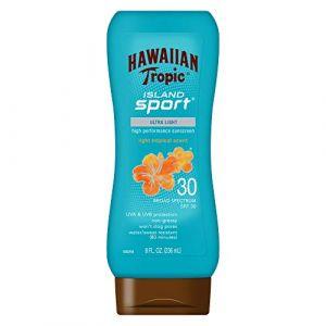 Hawaiian Tropic Island sport - Ultra light - SPF30