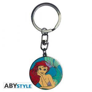 Abystyle Porte-clés Disney La Petite Sirène Ariel
