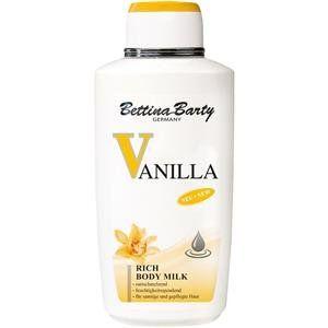 Bettina Barty Vanilla - Rich Body Milk - 500 ml