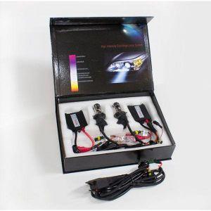 Kit HID 6000K 12 volts 55 watts H4 Bi-Xenon -motorise-