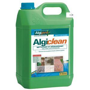 Algimouss Algiclean - Nettoyant dégraissant pour terrasse bidon de 5 litre