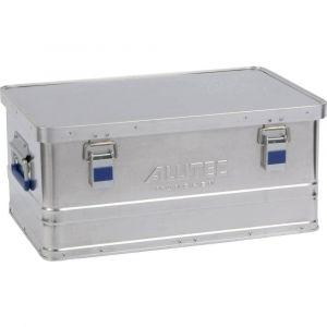 Alutec CAISSE DE TRANSPORT BASIC 40 10040 ALUMINIUM (L X L X H) 560 X 370 X 245 MM 1 PC(S)