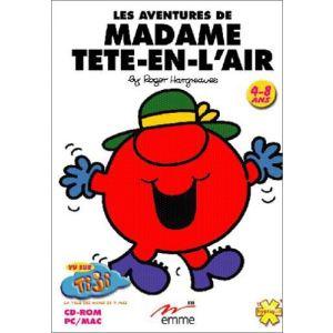 Les Aventures de Mme Tête en l'air [Mac OS, Windows]
