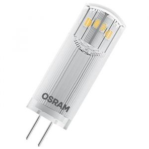 Osram Ampoule capsule LED G4 claire 1,8 W équivalent a 20 W blanc chaud