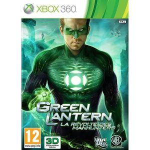 Green Lantern : La Révolte des Manhunters [XBOX360]