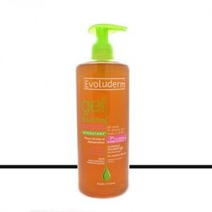 Evoluderm Gel Douche Surgras Hydratant - 500ml