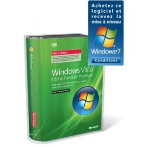 Windows Vista Home Premium - Mise à jour pour Windows
