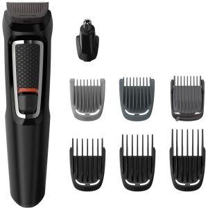 Philips MG3730/15-Tondeuse barbe et précision 8en 1