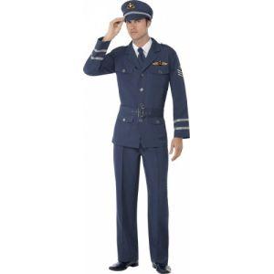 Smiffy's Déguisement commandant de l'air homme Taille L