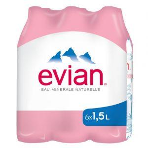 Evian Eau minérale naturelle