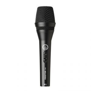 AKG Perception P5S - Microphone chant supercardioide