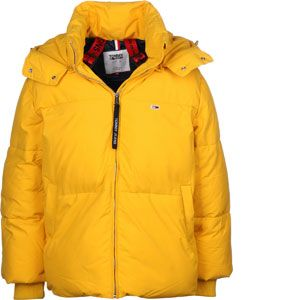 Tommy Hilfiger Puffer-Jacket in Oversized Fit mango mojito (DW0DW05183-701)