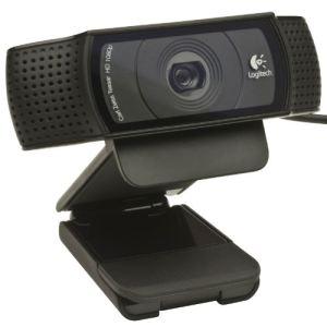Logitech C920 - Webcam HD Pro 1080p