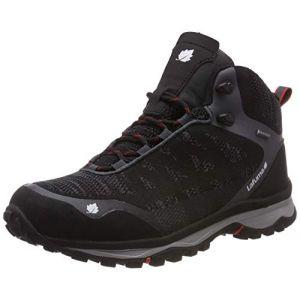 Lafuma Shift Mid CLIM M, Chaussures de Randonnée Hautes Hommes, Gris (Carbon/Black 4550), 41 1/3 EU