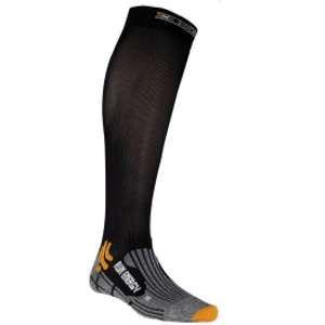 X-Socks Run Energizer / 20327 Chaussettes Course Noir