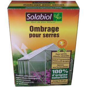 Solabiol OMBRAGE POUR SERRE (boite 500 ml)