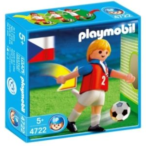 Playmobil 4722 - Joueur de football République Tchèque