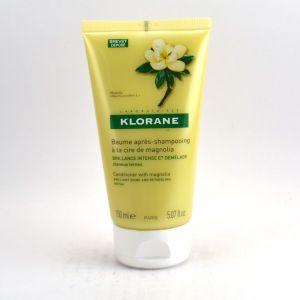 Klorane Baume après-shampooing - Cire de magnolia, 150ml