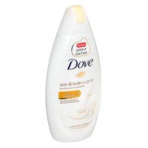 Dove Soin & huile surgras - Douche soin nourrissante