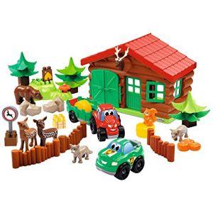 Ecoiffier 3040 - Abrick : Maison forestière