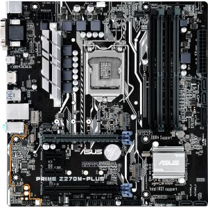 Asus PRIME Z270M-PLUS - Carte mère Socket 1151