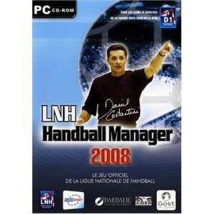 LNH Handball Manager 2008 [PC]