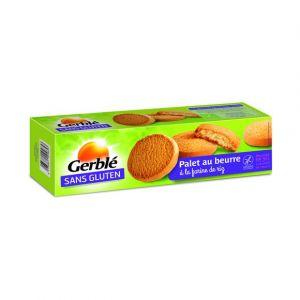 Gerblé Sans gluten palet beurre - Le paquet de 175g