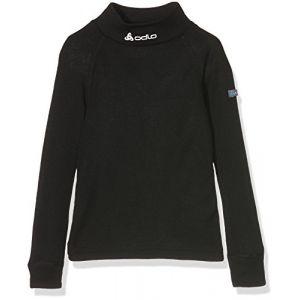 Odlo Vêtements intérieurs Shirt L/s Turtle Neck Warm Kids - Black - Taille 92