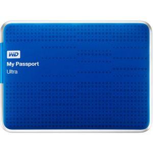 "Western Digital WDBZFP0010B - Disque dur externe My Passport Ultra 1 To 2.5"" USB 3.0"