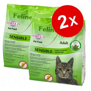 Feline Porta 21 Finest Adult Cat - Croquettes pour chat - 10 kg