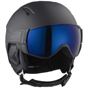 Salomon Casque de ski driver s black univ m