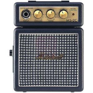 Marshall MS2 - Mini ampli 2W à piles