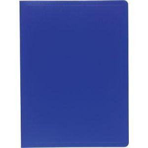 Exacompta Protège-documents A4 100 vues Bleu