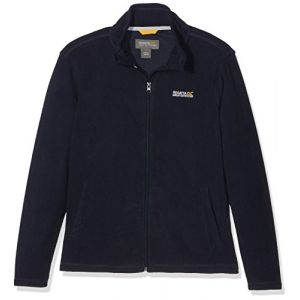 Regatta King II Polaire Mixte Enfant, Navy, FR : S (Taille Fabricant : 7-8)