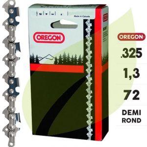 Oregon Chaine tronçonneuse 325 1.3mm 72 E 20BPX072E