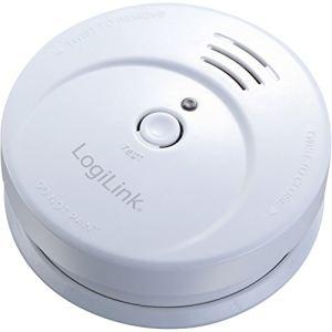 Logilink SC0001A - Détecteur de fumée (EN 14604)