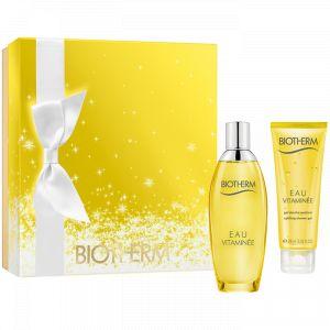 Biotherm Coffret Eau Vitaminée et gel douche