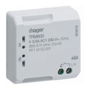 Hager CMD PR TELE. MINU. KNX RADIO TRM600
