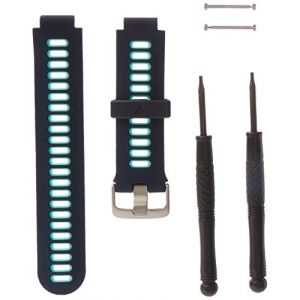 Garmin Bracelet Forerunner 735XT Accessoires montres/ Bracelets Bleu marine - Taille TU