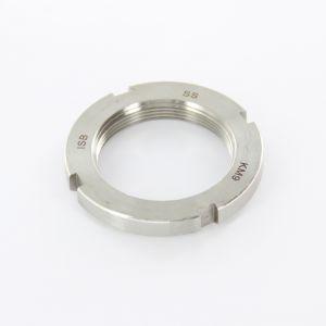 Ecrous KM09-INOX - 45x65x10 mm