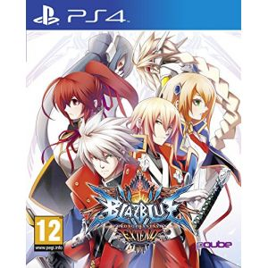 BlazBlue Chrono Phantasma Extend sur PS4