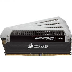 Corsair CMD64GX4M4A2666C15 - RAM Dominator Platinum 64 Go (4x 8 Go) DDR4 2666 MHz CL15