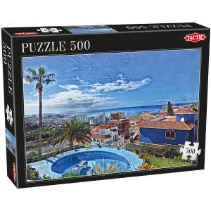 Tactic Puzzle Ciel bleu 500 pièces