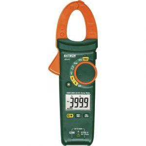 Extech Multimètre, Pince ampèremétrique numérique MA445
