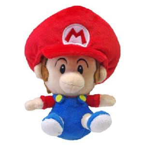 Abysse Corp Peluche Bébé Mario 13 cm