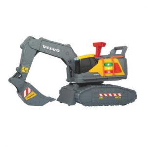 Dickie Toys Volvo Weight Lift Pelleteuse 203725006